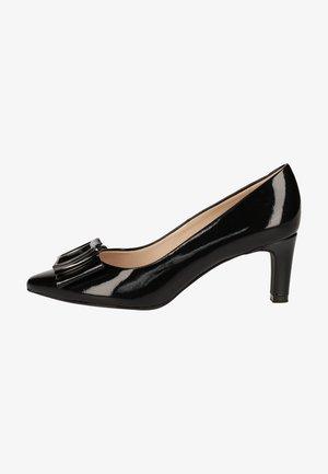 Classic heels - schwarz 474