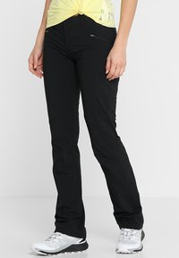 Columbia - PEAK TO POINT PANT - Trousers - black - 0