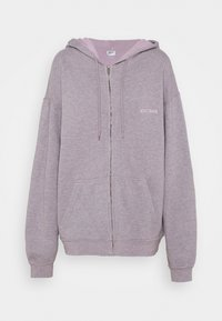 BDG Urban Outfitters - ZIP HOODIE - Zip-up hoodie - grey lavendar - 3