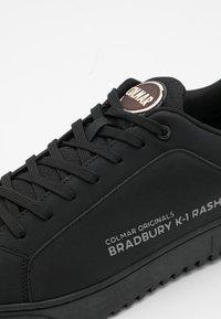 Colmar Originals - BRADBURY RASH - Sneakers laag - black - 5