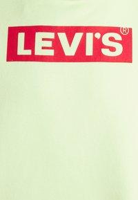 Levi's® - RELAXD GRAPHIC HOODIE UNISEX - Hoodie - greens - 2