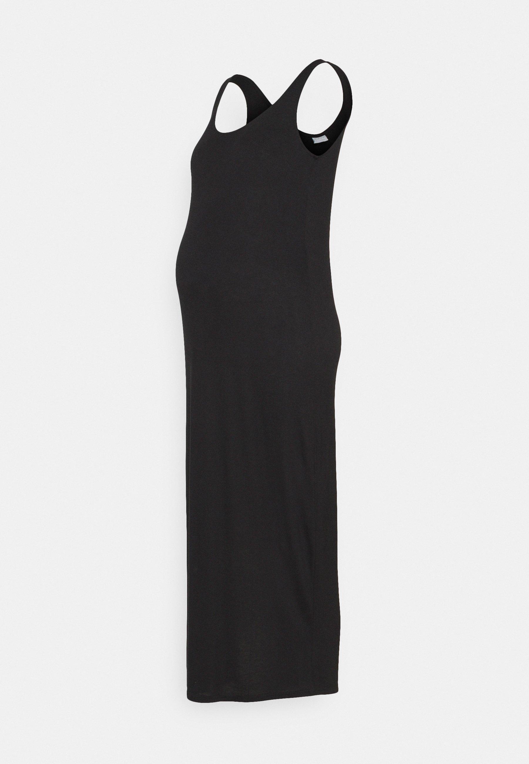 Donna PCMKALLI MAXI TANK DRESS - Vestito lungo