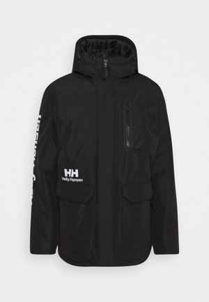 YU WINTER PARKA - Winter coat - black