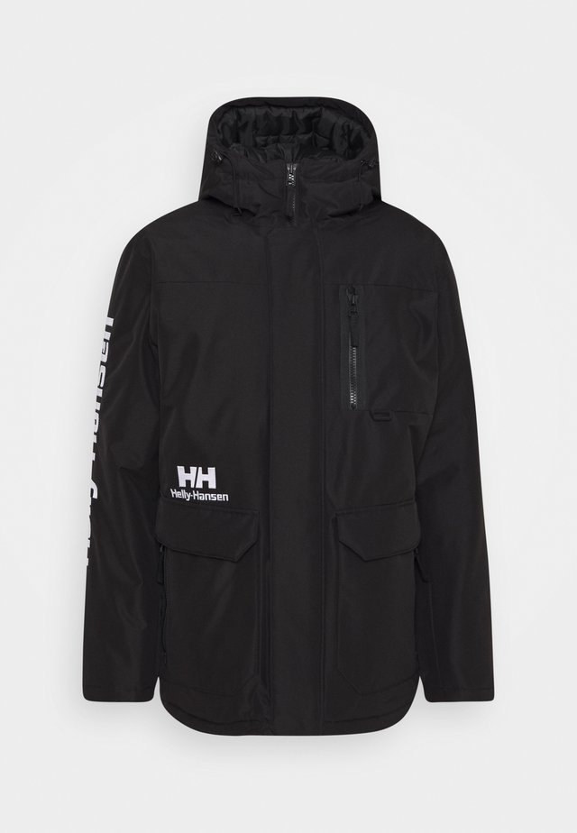 YU WINTER PARKA - Winterjas - black