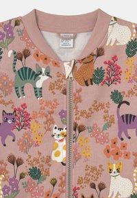 Lindex - MINI CATS - Sweatjakke - dusty pink - 2