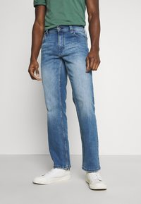 Mustang - BIG SUR - Straight leg jeans - denim blue - 0