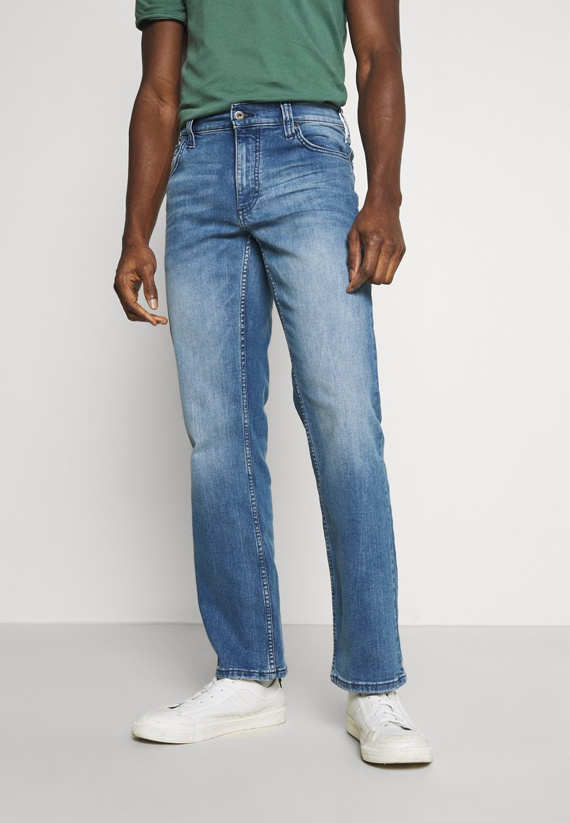 Mustang - BIG SUR - Straight leg jeans - denim blue