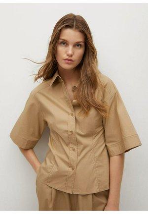 Košile - zand