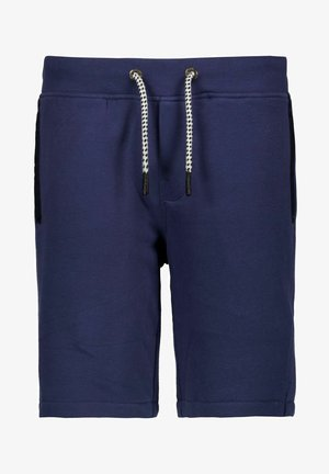 Tracksuit bottoms - whale blue