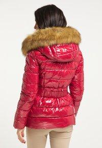 faina - Winter jacket - rot - 2