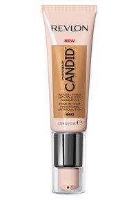 Revlon - PHOTOREADY CANDID - Foundation - N°440 caramel - 0