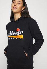 Ellesse - BREIEN - Hoodie - black - 4