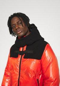 Champion Reverse Weave - HOODED JACKET - Winter jacket - red - 5