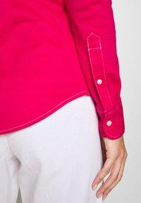 Polo Ralph Lauren - HEIDI LONG SLEEVE - Button-down blouse - sport pink - 3