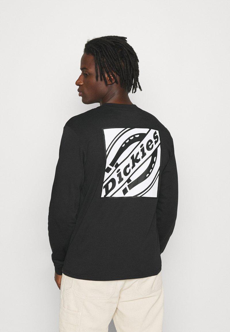 Dickies - BOX - Long sleeved top - black