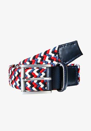 Braided belt - multi
