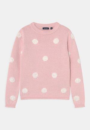 KIDS GIRLS  - Jumper - rosa