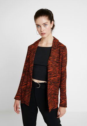 Blazer - brown/black