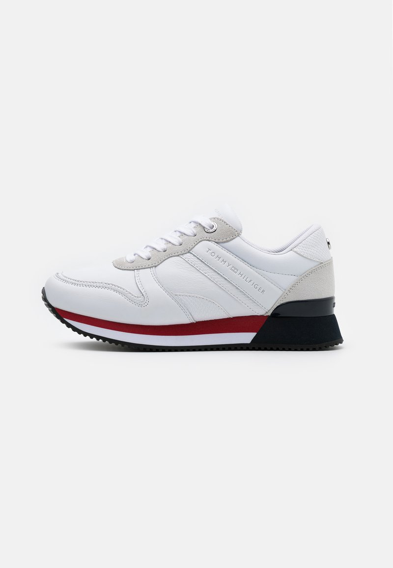 Tommy Hilfiger - ACTIVE - Trainers - white