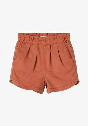 Shorts - umber