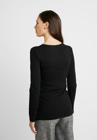 Esprit Maternity - NURSING - Long sleeved top - black - 2
