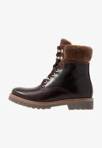 Panama Jack - PANAMA IGLOO BROOKLYN - Lace-up ankle boots - marron/brown - 1