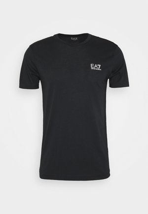T-shirt con stampa - night blue