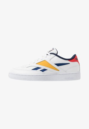 CLUB C REVENGE MARK - Trainers - white/radiant red/fierce gold
