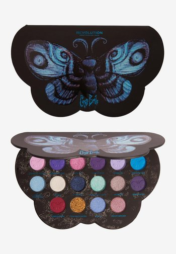 CORPSE BRIDE X REVOLUTION BRIDE BUTTERFLY SHADOW PALETTE - Eyeshadow palette - butterfly