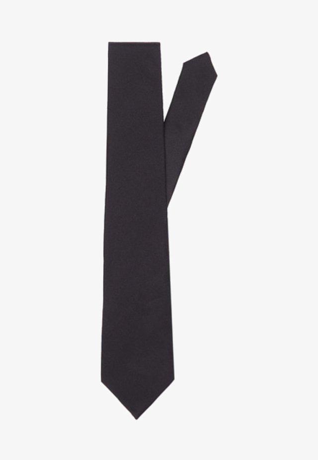 Tie - black