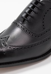 Barker - MALTON - Smart lace-ups - black - 6