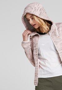 Icepeak - ARLEY - Fleece jacket - baby pink - 4