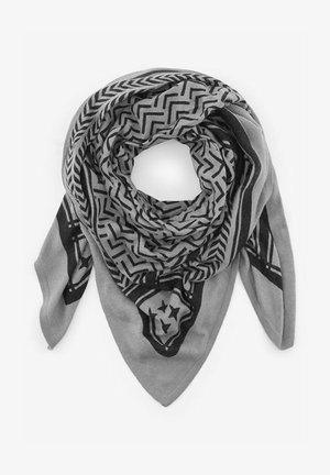 Foulard - light grey melange