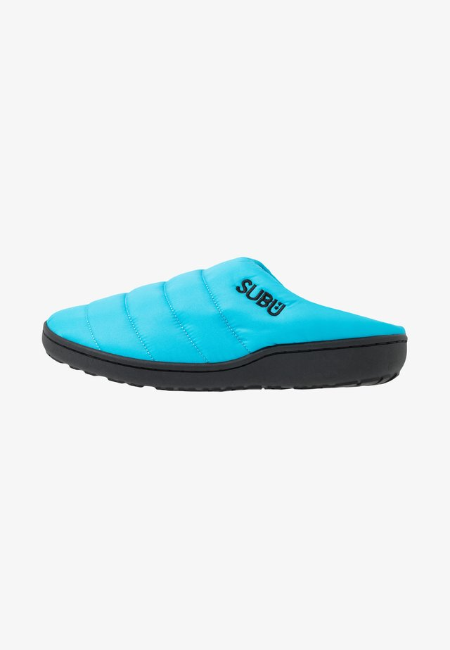 SUBU SLIP ON - Pantofle - blue