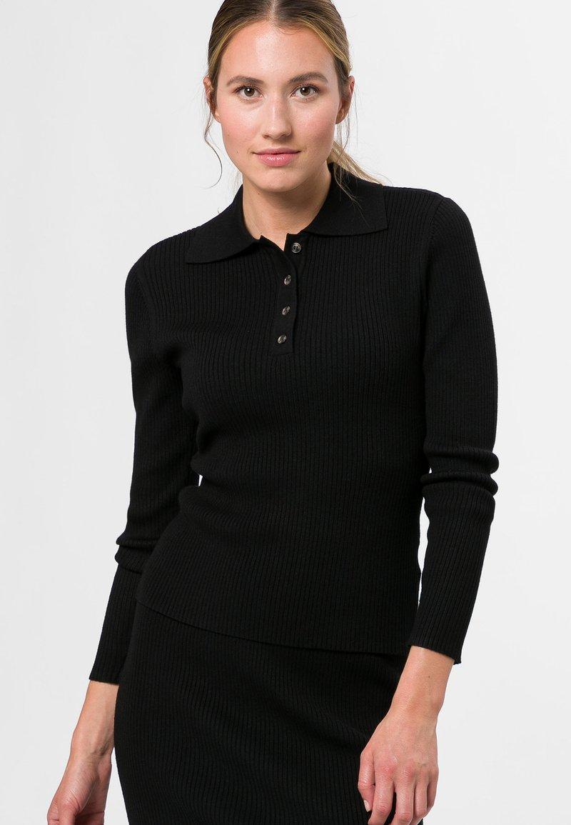 zero - Sweatshirt - black