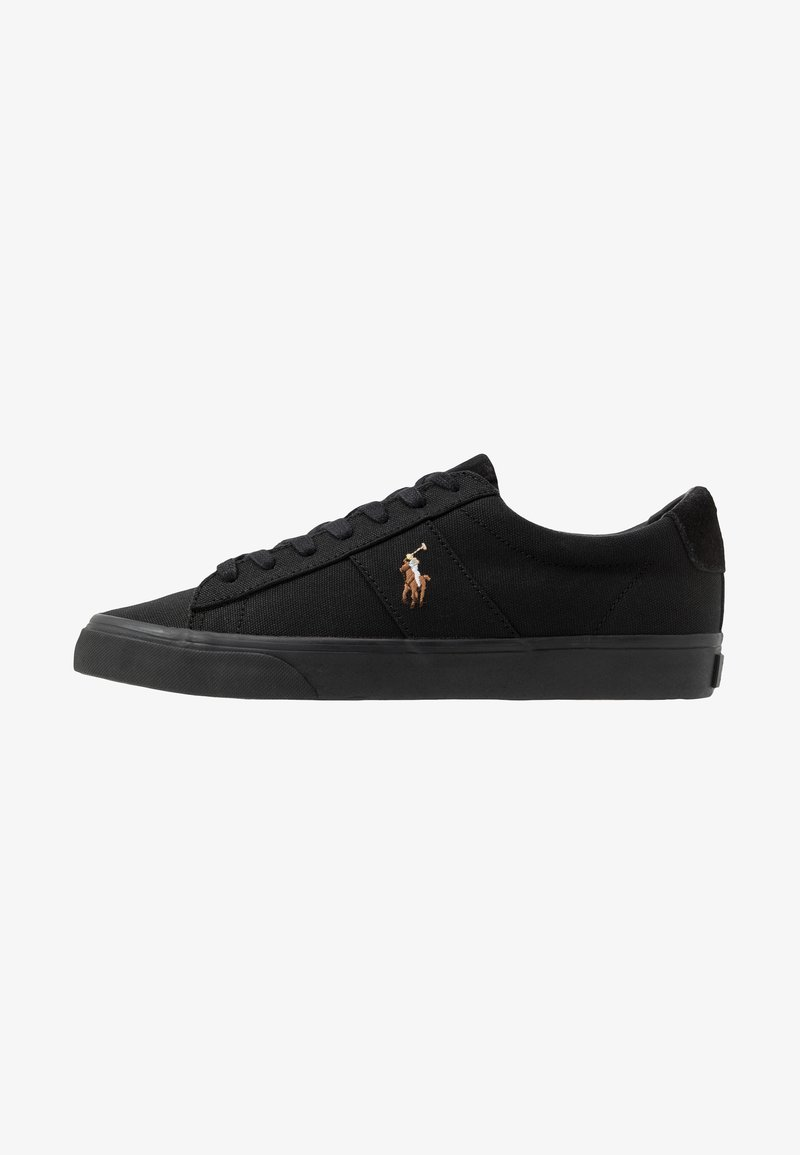 Polo Ralph Lauren - SAYER - Baskets basses - black