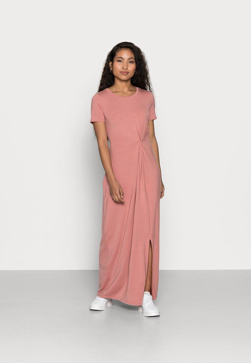 Vero Moda Petite - VMAVA ANCLE DRESS PETITE - Maxi dress - old rose