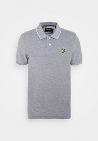 OXFORD  - Polo shirt - white/dark navy