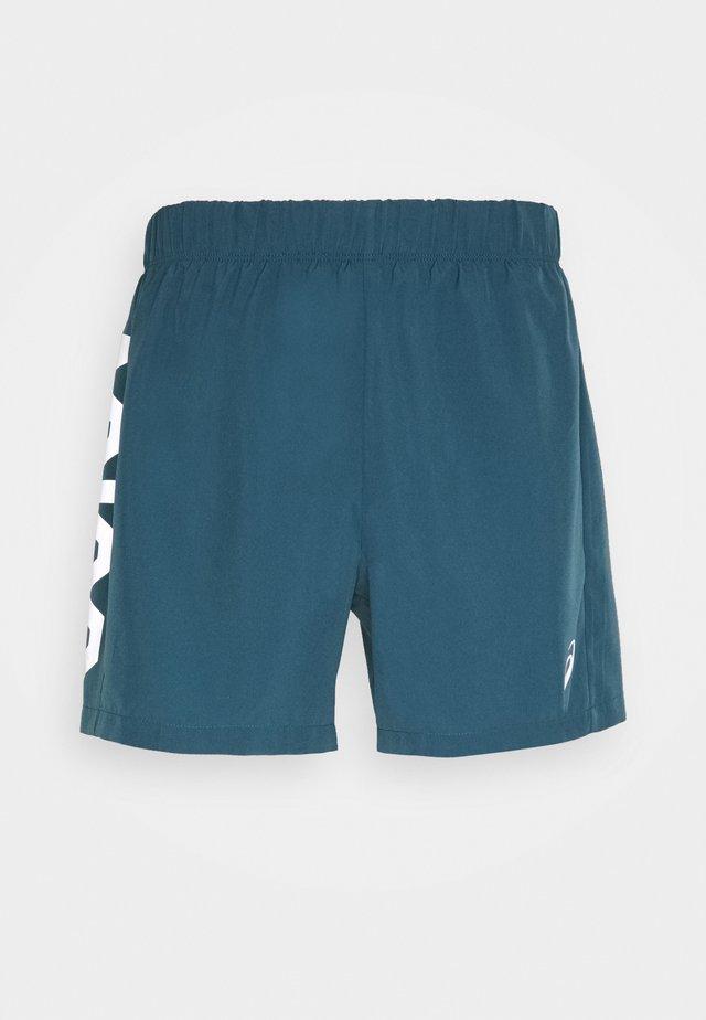 KATAKANA - Sports shorts - magnetic blue