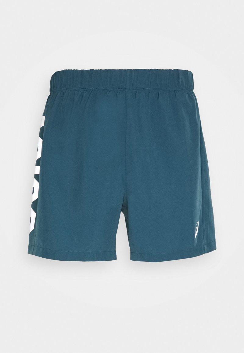 ASICS - KATAKANA - Sports shorts - magnetic blue