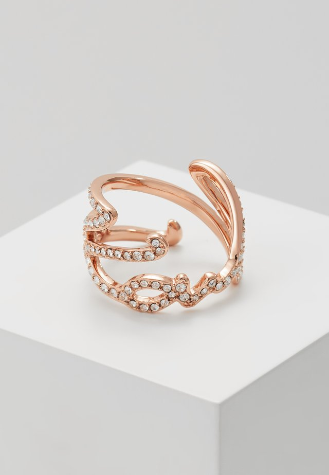 Anillo - rose gold