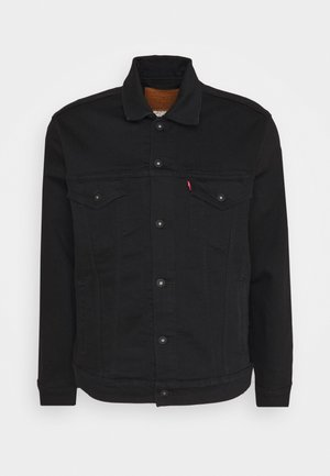 THE TRUCKER JACKET - Giacca di jeans - blacks