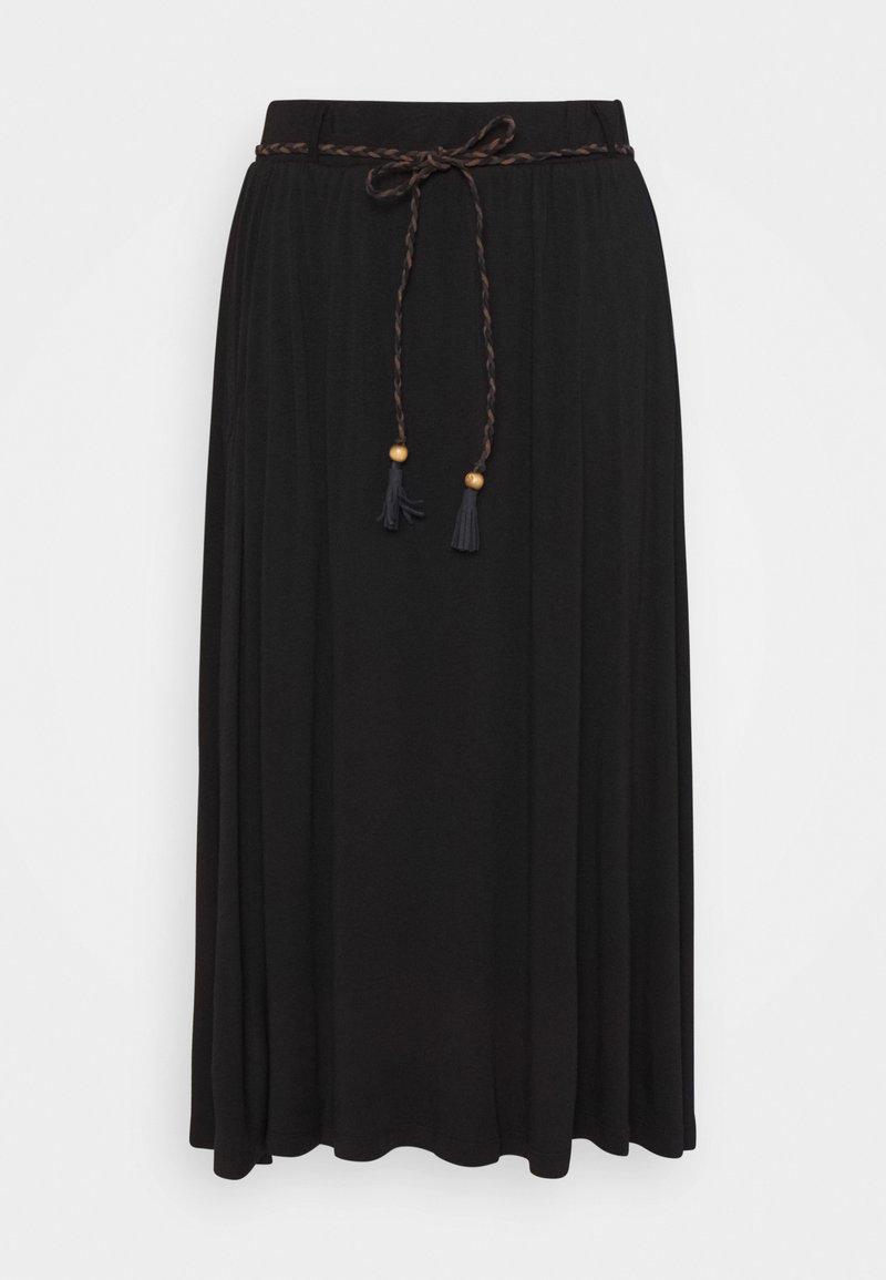 Ragwear - REIKKO - A-line skirt - black