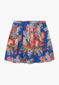 Polo Ralph Lauren - FLORAL SET - A-line skirt - blue/multicolor - 2