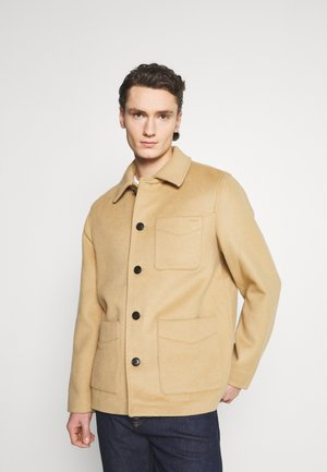 CHORE COAT - Summer jacket - camel