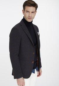 Van Gils - Blazer jacket - dark blue - 0