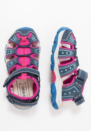 Outdoorsandalen - dark blue