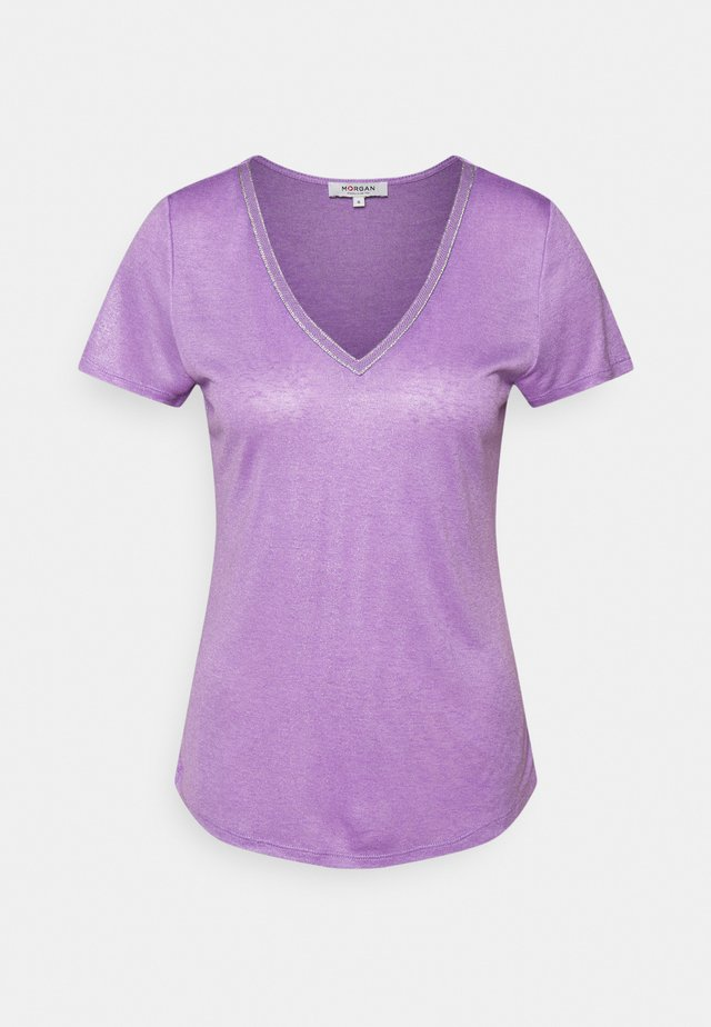DERVI - T-shirts - lilas
