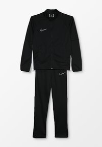 Nike Performance - DRY ACADEMY SUIT - Trainingspak - black/white - 0