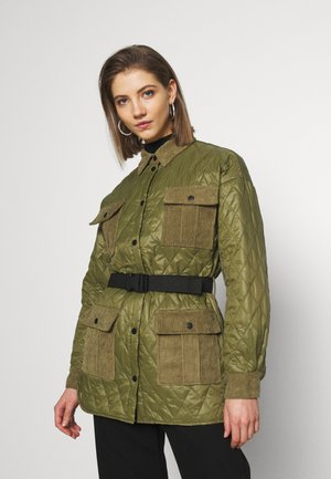 BLOW - Classic coat - four leaf clover